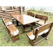 Дизайнерська дерев`яні меблі ручної роботи з масиву натурального дерева під замовлення