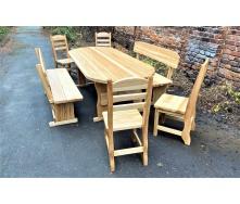 Дизайнерські дерев'яні меблі ручної роботи з масиву ясеня під замовлення