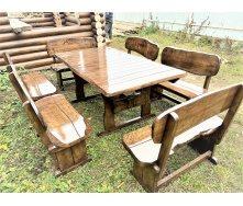 Дизайнерская деревянная мебель ручной работы из массива натурального дерева под заказ