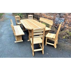 Дизайнерская деревянная мебель ручной работы из массива ясеня под заказ