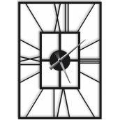 Годинники настінні WallArt Finestra чорні (WA_Fin_0004)