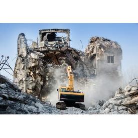 Демонтаж промислових приміщень