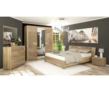 Спальня Меблі-Сервіс Флоренс 3д секвоя