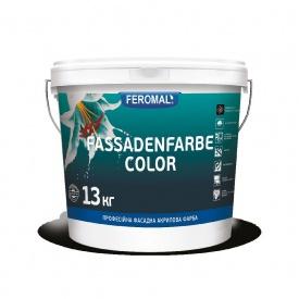Краска акриловая фасадная FEROMAL FASSADENFARBE COLOR профессиональная база А, С 6,5 кг