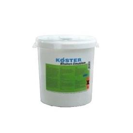 Битумные материалы для изоляции зданий и сооружений KOSTER Bitumen-Emulsion 25 кг
