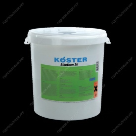 Битумные материалы для изоляции зданий и сооружений KOSTER Bikuthan 2K 28 л