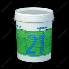 Гибридная и полимерная гидроизоляция KOSTER 21 20 кг