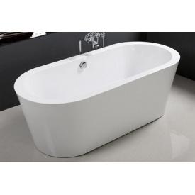 Отдельностоящая ванна акрилова Atlantis C-3073