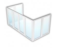 Балкон OpenTeck ELIT 1500х5400