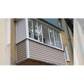 Раздвижное алюминиевое окно Altest S-1000