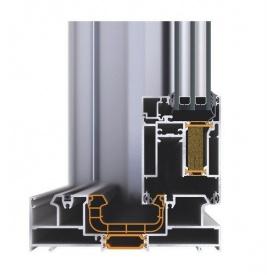 Теплые раздвижные HS порталы Alumil S 700