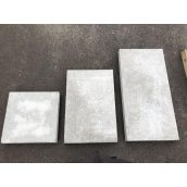 Бетонная тротуарная плита К-6 армированная 500х500х70 мм