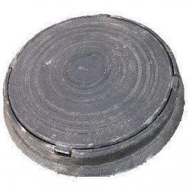 Люк полимерпесчаный легкий 2,0 т 640х110 мм