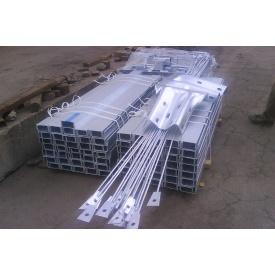 Стойка дорожная СД-2 без покрытия