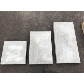 Бетонная тротуарная плита 750х750х70 мм армированная