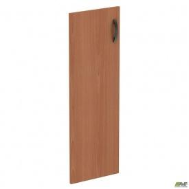 Дверца 3-х секционная щитовая R-82 390х18х1150 мм вишня/вишня