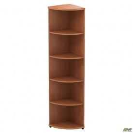 Шкаф для документов R-30/1 (420х420х2000мм) вишня/вишня