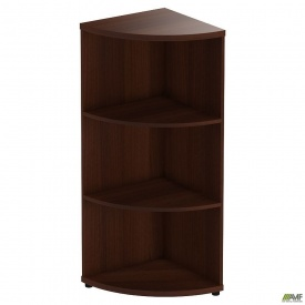Секция мебельная МГ-623 420х420х1140 мм орех темный