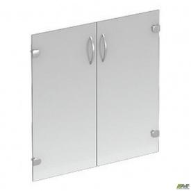 Двери стеклянные SL-802 718х4х709 мм
