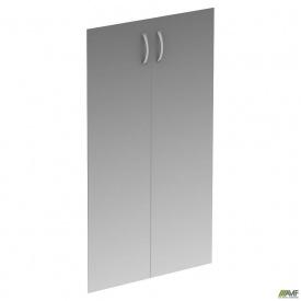 Двери стеклянные МГ-801 796x1406 мм
