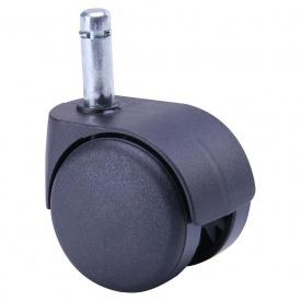 Ролик D 50 E 11 черный пластик Сервис