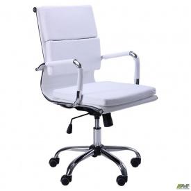 Крісло Slim FX LB (XH-630B) білий