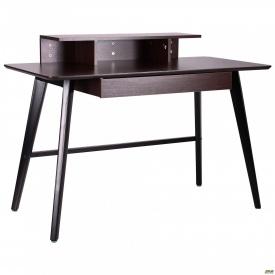 Комп'ютерний стіл Bulgakov чорний/горіх темний