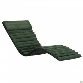 Матрац для шезлонга Serene зелений