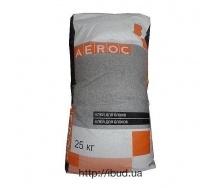 Клейова суміш AEROC Winter для газобетону зимова 25 кг