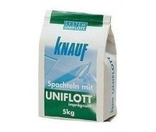 Шпаклевка Knauf Унифлотт влагостойкая 5 кг