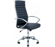 Офісне крісло Малібу Richman 1220-1120х650х590 мм чорне