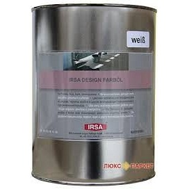 Масло для паркету кольорове IRSA Design Farbol 2,5 л.