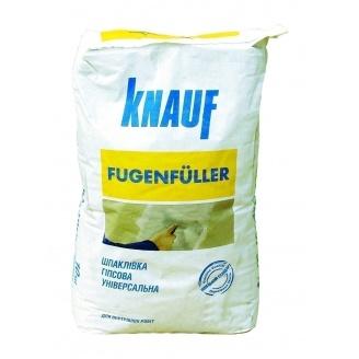 Шпаклевка Knauf Фугенфюллер 5 кг