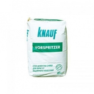 Штукатурка цементная Knauf Vorspritzer 40 кг