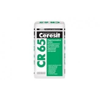 Гидроизоляционная смесь Ceresit СR 65 25 кг