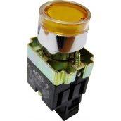 Кнопка управління XB2-BW3561 жовтий старт