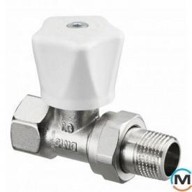 Клапан Oventrop ручной НR Ду 15 (прямой)