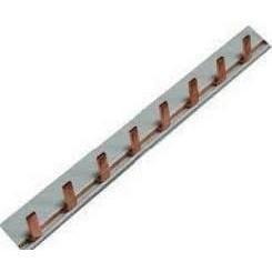 Шина соединительная Pin 1-фазная 100А 1 м