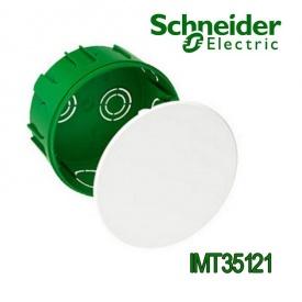 Коробка розподільна Schneider Electric для суцільних стін 100x50 мм 84 шт