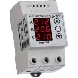 Реле контроля фаз Vp-380 трехфазное