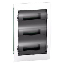 Щит распределительный встраиваемый Schneider Electric Easy9 на 36 модулей IP40 белый двери прозрачные