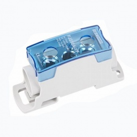 FJ250A-1P Однополярный распределительный блок 1/1 250A 1000V на DIN-рейку