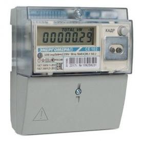Электросчетчик однофазный многотарифный CE 102-U R5.1 145 -J 5-60А Энергомера
