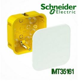 Коробка распределительная для полых стен Schneider Electric 100х100х50 72 шт