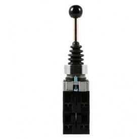 Маніпулятор XB2-D2PA14 фіксація 2NO+2NC