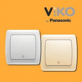 Кнопка дзвінка VIKO Carmen