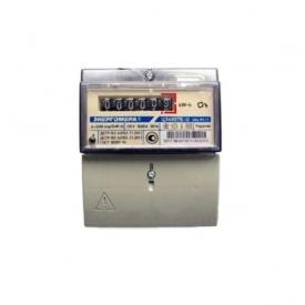 Счетчик измерения и учета электроэнергии однофазный ЦЭ6807Б-U К 1 220В 5-60А М6Р5.1 DIN
