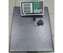Весы товарные напольные 300 кг 400х500 мм