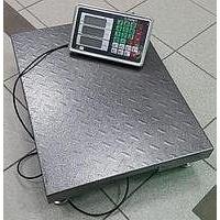 Весы товарные напольные 300 кг 450х600 мм