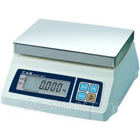 Весы торговые 10 кг CAS SW-10